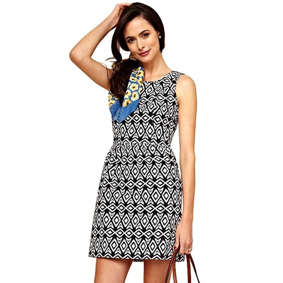Brooks Brothers - ❤️Brooks Brothers Ikat Fit & Flare A-Line ...